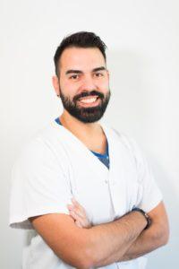 Álex Pastor, Enfermero Morfeo